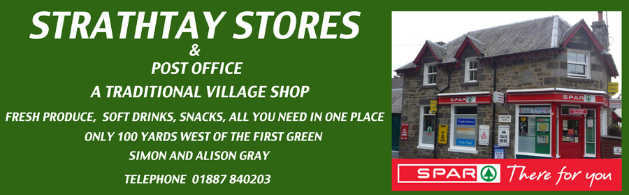 Strathtay Stores