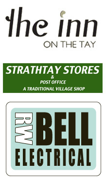 Strathtay Club Sponsors